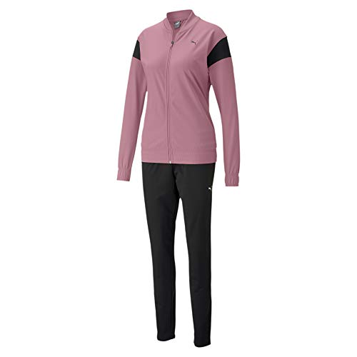 PUMA Classic Tricot Suit op Chándal, Mujer, Foxglove, S